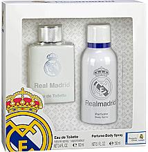 Kup PRZECENA! Air-Val International FC Real Madrid - Zestaw (edt/100ml + deo/spray/150ml) *