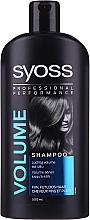 Kup Szampon do włosów delikatnych i bez energii - Syoss Volume Collagen & Lift Shampoo