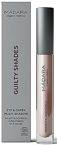 Cienie do powiek i policzków - Madara Cosmetics Guilty Shades Eye & Cheek Multi Shadow — фото N1