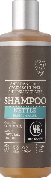 Organiczny szampon przeciwłupieżowy Pokrzywa - Urtekram Nettle Anti-Dandruff Shampoo — фото N1