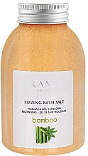 Kup Musująca sól kąpielowa Bambus - Kanu Nature Bamboo Bath Salt