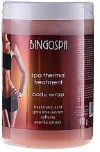 Kup Zabieg termiczny z ekstraktem gotu kola - BingoSpa Spa Thermal Treatment Body Wrap
