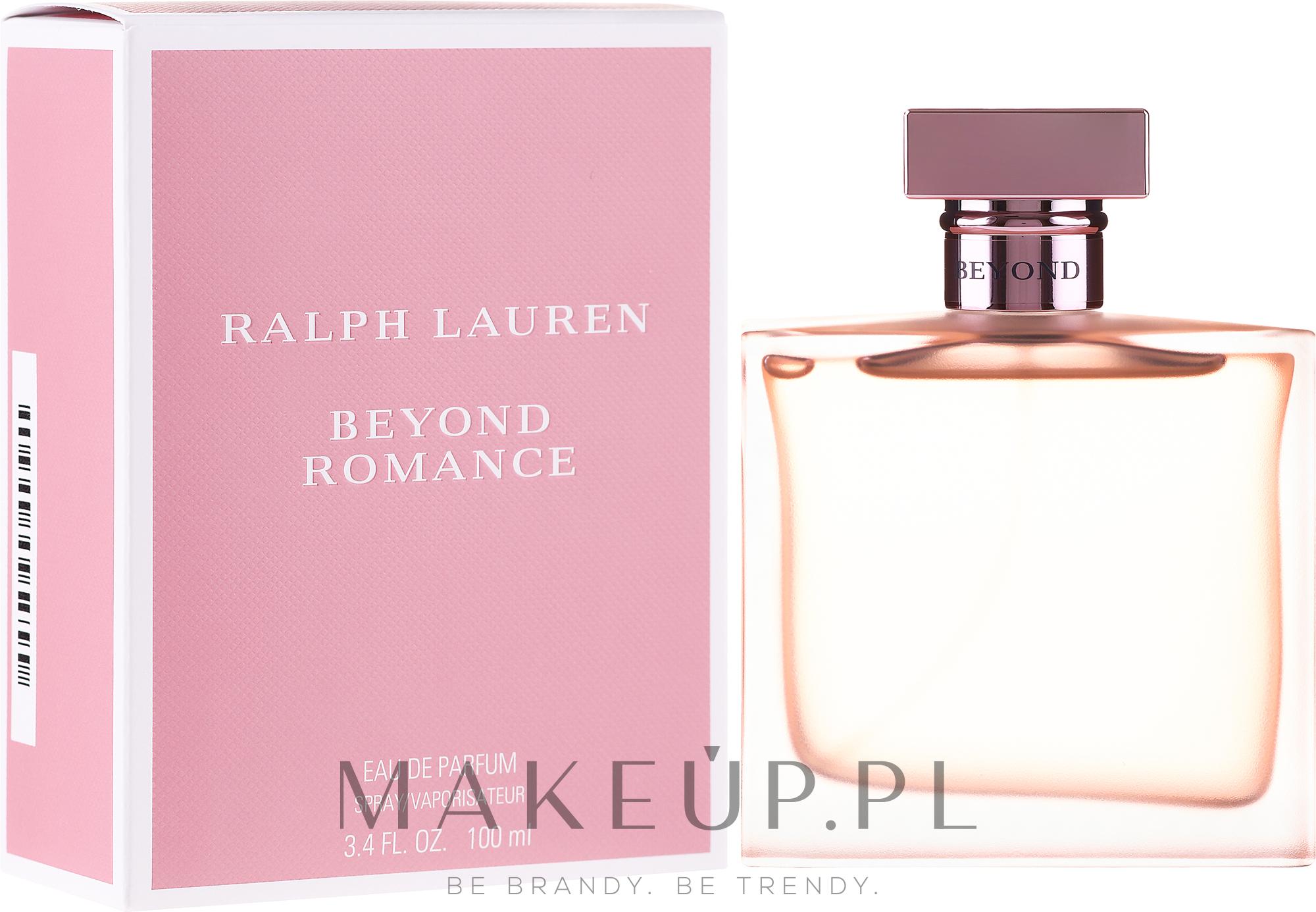 PRZECENA! Ralph Lauren Beyond Romance - Woda perfumowana * — фото 100 ml