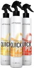 Kup Spray do poprawy koloru włosów - Affinage Salon Professional Quick Pig Yellow Spray
