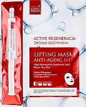 Kup Maska do twarzy z serum - Czyste Piekno Active Regeneration + Serum