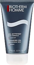 Kup Oczyszczający żel do skóry normalnej dla mężczyzn - Biotherm Homme Cleansing Gel