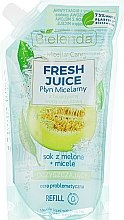 Kup Oczyszczający płyn micelarny do cery problematycznej Melon - Bielenda Fresh Juice