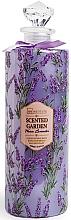 Kup Płyn do kąpieli - IDC Institute Scented Garden Luxury Bubble Bath Warm Lavender