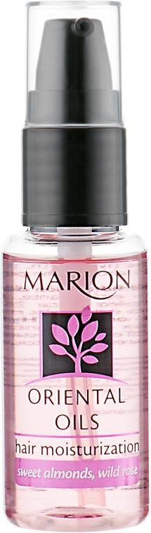 Nawilżający olejek do włosów - Marion Olejki orientalne
