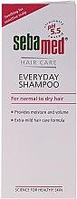Kup Delikatny szampon do włosów normalnych i suchych - Sebamed Classic Everyday Shampoo