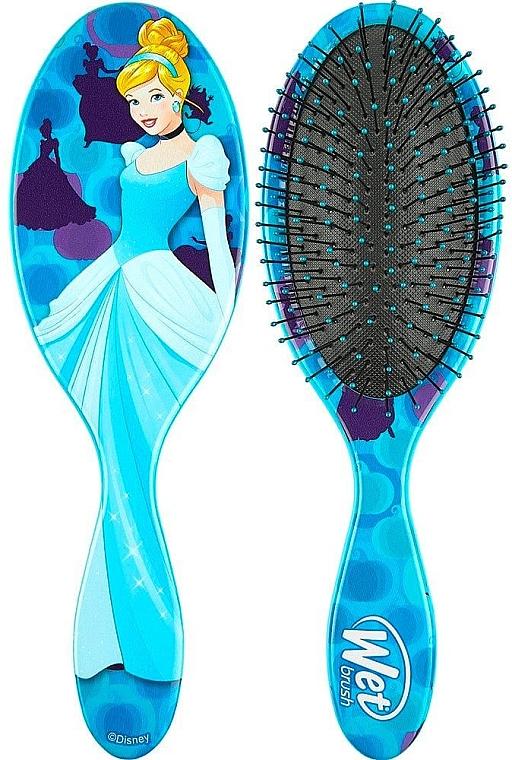 Szczotka do włosów, Kopciuszek - Wet Brush Disney Princess Original Detangler Cinderella — фото N1