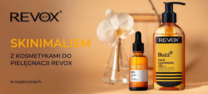 Zniżka 20% na wszystkie produkty Revox. Сeny uwzględniają zniżkę.