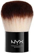 Kup Pędzel kabuki - NYX Professional Makeup Pro Kabuki Brush