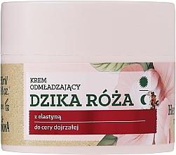 Kup Odmładzający krem do skóry dojrzałej na dzień i na noc Dzika róża - Farmona Herbal Care Rejuvenating Cream
