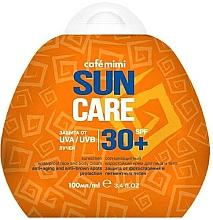 Kup Wodoodporny krem przeciwsłoneczny do twarzy i ciała SPF 30+ - Cafe Mimi Sun Care