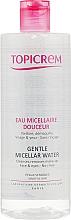Kup Płyn micelarny do demakijażu twarzy - Topicrem Gentle Micellar Water Face & Eyes