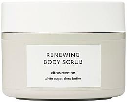 Kup Odnawilany peeling do ciała Mięta - Estelle & Thild Citrus Menthe Renewing Body Scrub