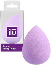 Kup Gąbka do makijażu, fioletowa - Ilu Sponge Raindrop Purple