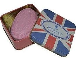 Kup Mydło w kostce w puszce - Bronnley Pink Bouquet Soap