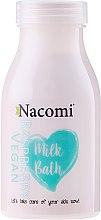 Kup Wegańskie mleczko do kąpieli Malina - Nacomi Milk Bath Raspberry