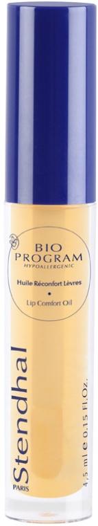 Masełko do ust - Stendhal Bio Program Lip Comfort Oil — фото N1