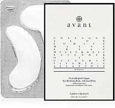 Kup Odbudowujące płatki kolagenowe pod oczy - Avant Advanced Pack-Hydra-Bright Collagen Eye Restoring Pads