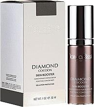Wzmacniający koncentrat do twarzy - Natura Bisse Diamond Cocoon Skin Booster — фото N1