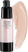 Kup Podkład rozświetlająco-liftingujący - Shiseido Radiant Lifting Foundation Broad Spectrum SPF 17