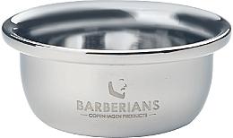 Kup Metalowa miseczka do golenia - Barberians. Shaving Bowl
