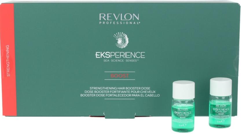 Booster wzmacniający do włosów słabych i łamliwych - Revlon Professional Eksperience Boost Strengthening Booster — фото N1