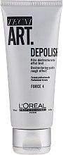 Kup Matująca pasta strukturyzująca do włosów - L ' Oréal Professionnel Tecni.art Depolish Force 4