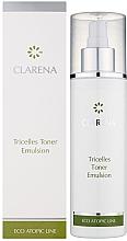 Kup PRZECENA! Tonizująca emulsja z trzema rodzajami komórek macierzystych - Clarena Eco Line Tricelles Toner Emulsion *