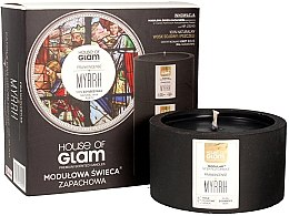 Kup Modułowa świeca zapachowa - House of Glam Frankincense Myrrh