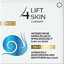 Kup Intensywnie nawilżająco-wygładzający krem na dzień - Lift4Skin Snail C+ Active