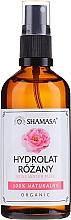 Kup Naturalna woda różana - Shamasa Rose Water