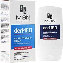 Kup Balsam po goleniu do skóry bardzo wrażliwej - AA Cosmetics Men derMED After-Shave Balm