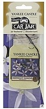 Kup Zapach do samochodu - Yankee Candle Midnight Jasmine Jar Classic