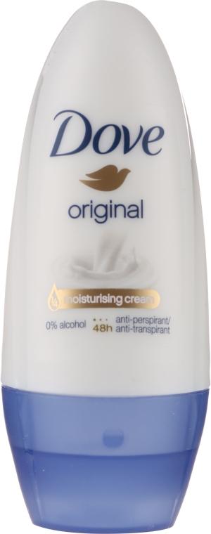 Antyperspirant w kulce - Dove Antiperspirant Original Deodorant Roll-On