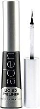 Kup Wodoodporny eyeliner - Aden Cosmetics Liquid Eyeliner