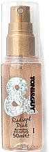 Kup Nabłyszczający spray perfumowany do włosów - Toni & Guy Radiant Pink Illuminating Hair Perfume