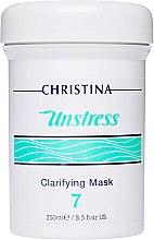 Kup Oczyszczająca maska do twarzy, krok 7 - Christina Unstress Step 7 Clarifying Mask