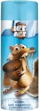 Kup Szampon i odżywka 2 w 1 dla dzieci Epoka lodowcowa - Air-Val International Ice Age Shampoo & Conditioner