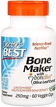 Kup Suplement diety w kapsułkach wzmacniający kości - Doctor's Best Bone Maker with Bonolive
