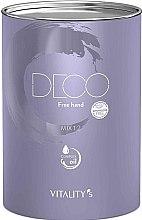 Kup Puder rozjaśniający do włosów - Vitality's Deco Free Hand