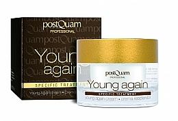 Kup Odmładzający krem do twarzy, szyi i dekoltu - PostQuam Young Again Cream