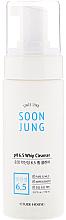 Kup Pianka do mycia twarzy do skóry wrażliwej - Etude House Soon Jung pH 6.5 Whip Cleanser