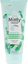 Kup Zmiękczający krem-maska do stóp z mocznikiem i ekstraktem z mięty - Bielenda Minty Fresh Foot Care Softening Foot Cream Mask