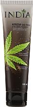 Kup Krem do rąk z olejem z konopi - India Hand Cream With Cannabis