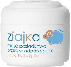 Kup Maść pośladkowa przeciw odparzeniom dla niemowląt od 1. dnia życia - Ziaja Ziajka