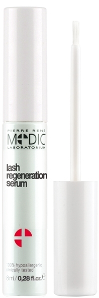Regenerujące serum do rzęs - Pierre René Lash Regeneration Serum